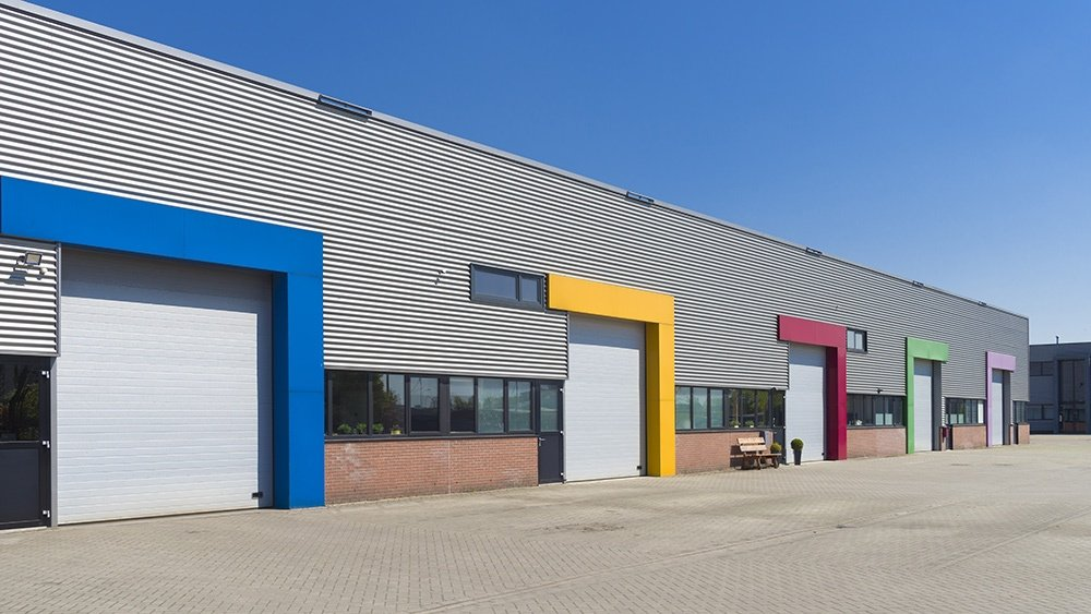 Consider this when choosing commercial building paint colors - How long does exterior paint last on wood ...