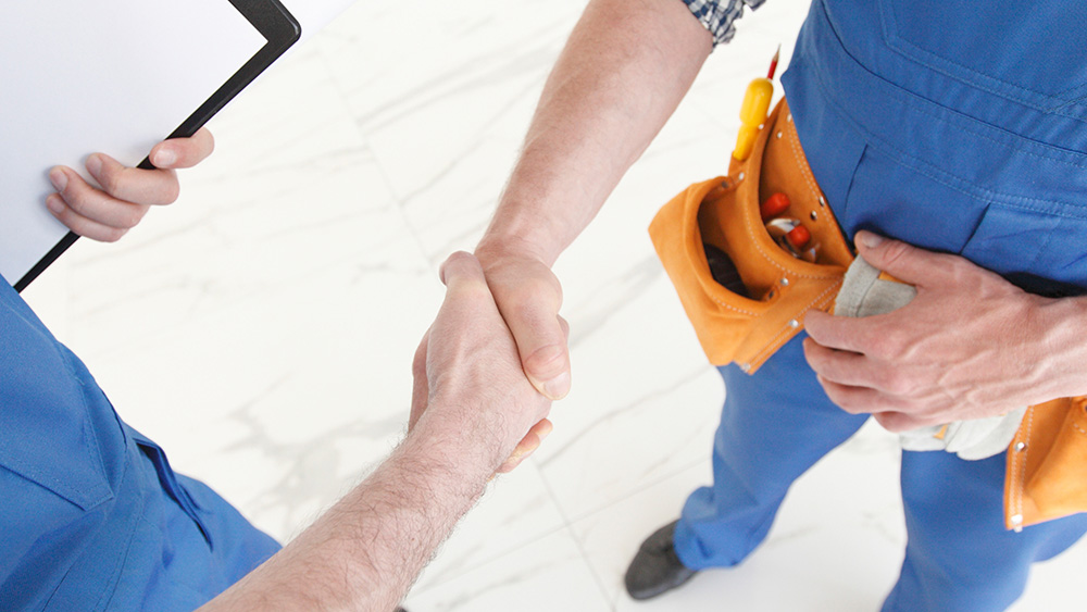 craftsman-handshake